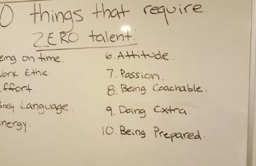 ITO - 10 things that require zero talent